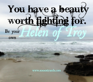 Beauty worth fighting for