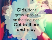 Girls Play 1000strands.com