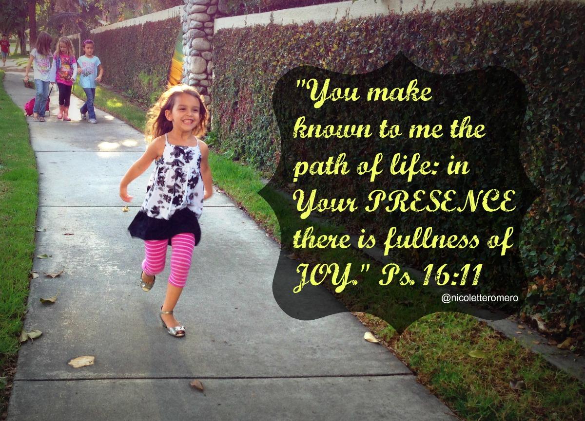 Run with Joy 1000strands.com