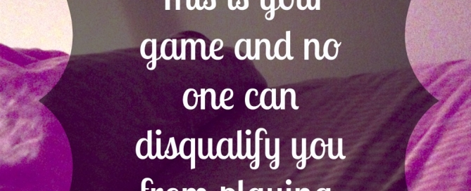 This is your game