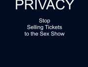 Stop Selling Tickets || www.1000strands.com