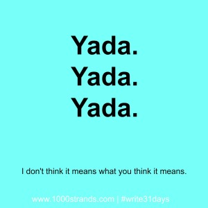 yada all night long 1000strands.com