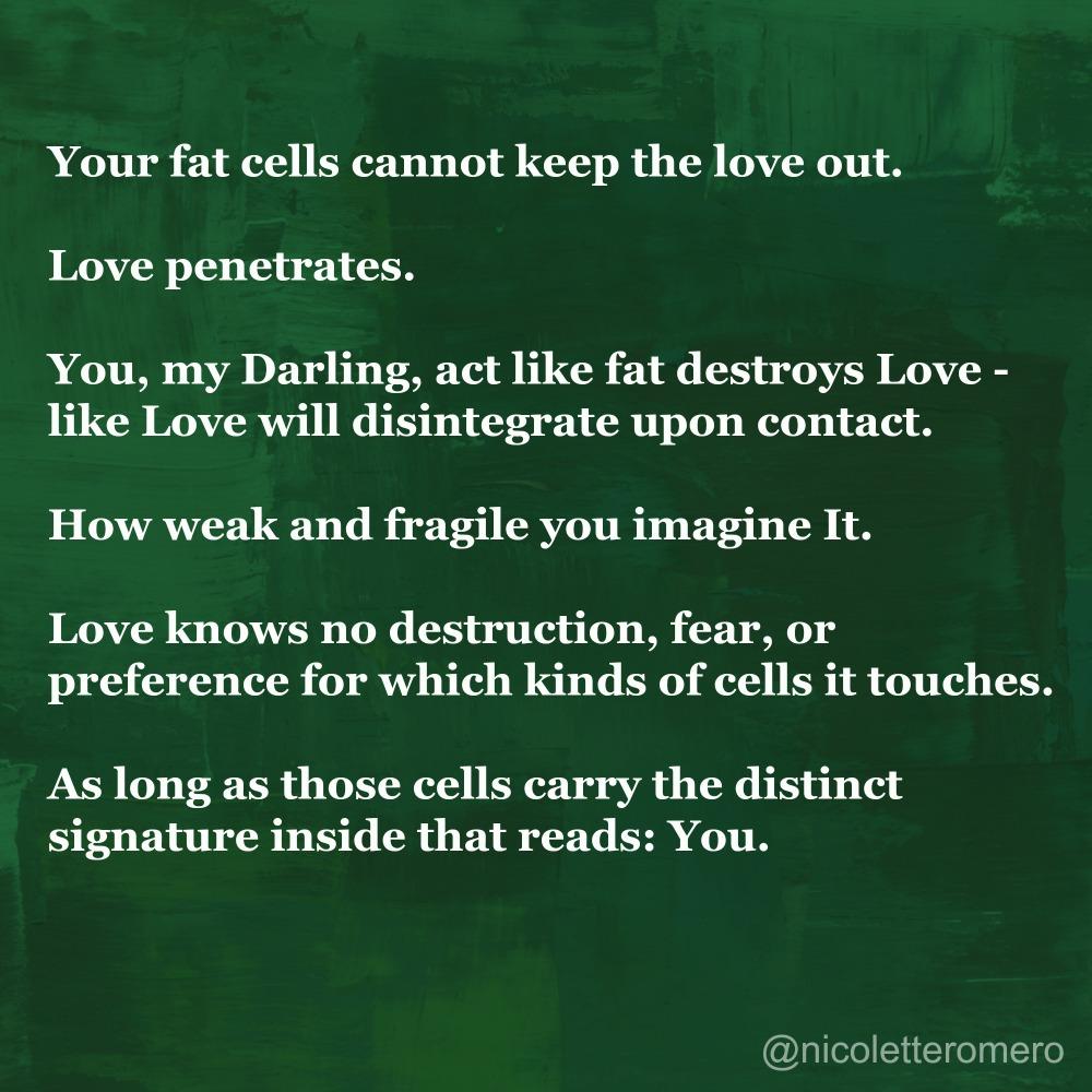 Love Penetrates