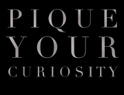 Pique Your Curiosity | 1000strands.com